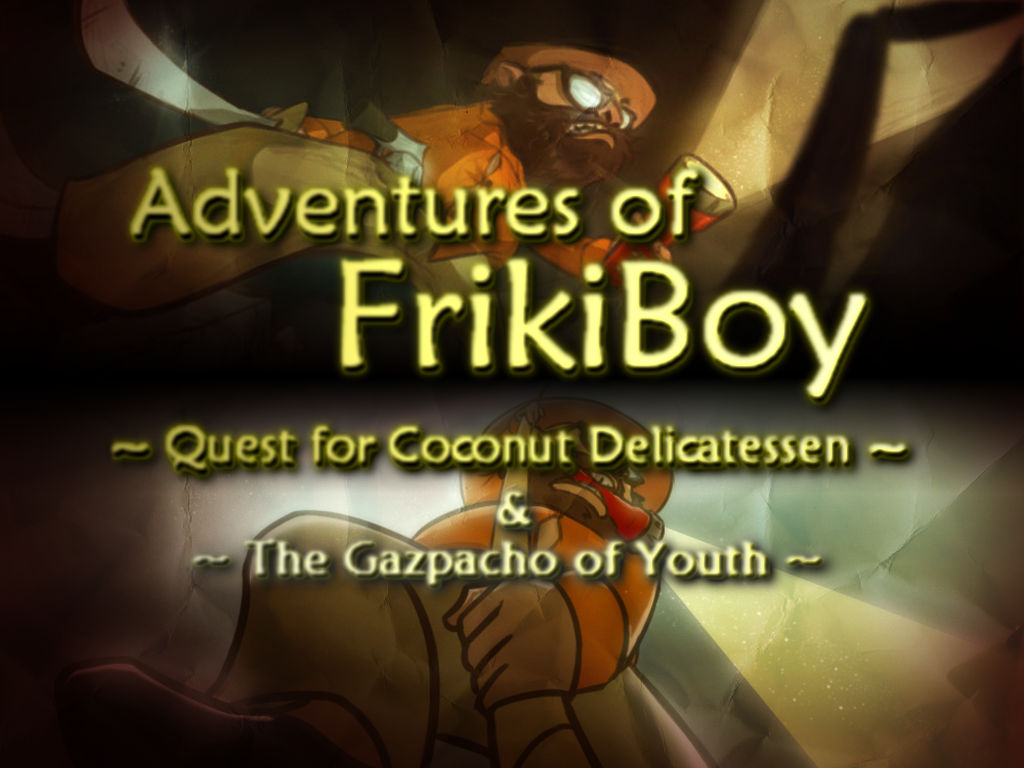 Adventures of FrikiBoy 1.1